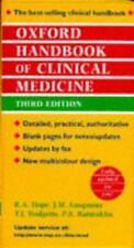 Oxford Handbook of Clinical Medicine-ExLibrary