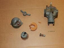 Triumph Motorcycle AMAL Carb Carburetor Incomplete For Parts Only