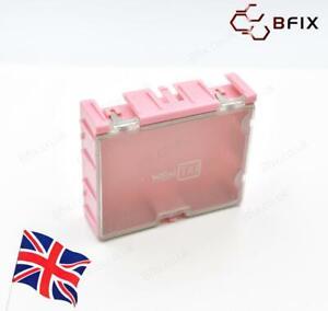 Storage Box - Snap on Organizer Modular Plastic Box - Medium size UK