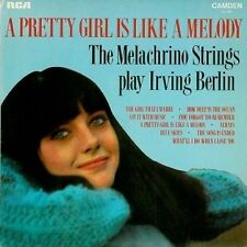 THE MELACHRINO STRINGS Play Irving Berlin: A Pretty Girl Is Like A Melody LP RCA