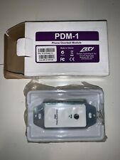 Open Box. RTI PDM-1 PHONE-DOORBELL MUTE PLATE