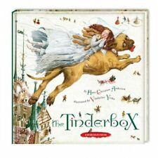 Tinderbox Ababahalamaha Andersen Illustrated Gift Edition Vladyslav Yerko Book