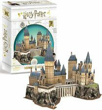 Harry Potter ~ Hogwarts Castle ~ 3D Jigsaw Puzzle 197 Pieces