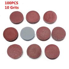 100X 75mm Abrasive Sanding Paper 80/100/180/240/600/800/1000/1200/2000/3000 Grit