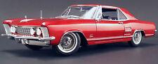 1:18 1964 Buick Riviera  BURGANDY METALLIC 1806301