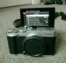 Fujifilm X-A2 Mirrorless Digital Camera Body Only. 16.2 MP. FREE UK P&P