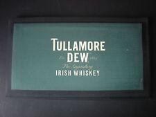Tullamore Dew Irish Whiskey Beer Mat Runner Pub