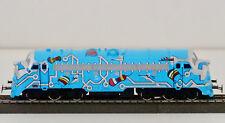 Märklin 3174 Diesellok, Typ My 1100 d. DSB, h'blau, Elektronik Design,unbespielt