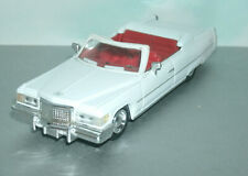 1/43 Scale 1976 Cadillac Coupe deVille Convertible Diecast Car Model ( New-Ray )