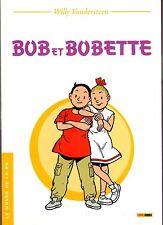 BOB ET BOBETTE RARE recueil 4 TITRES PETIT FORMAT LA LIBRE BELGIQUE TBE
