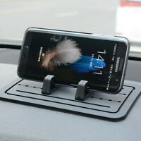 Auto KFZ LKW Antirutschmatte Halter Handy Navi Smartphone GPS Navi Halterung