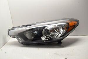 2014 15 16 Kia Forte Koup Forte5 Driver Left Halogen Headlight LH Lamp A/M