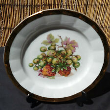 Vintage Epiag D.F Carlsbad, 'Antonia' Dinner Plate, Made in Czechoslovakia