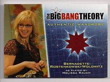 Big Bang Theory Season 5 Costume Card M13 Bernadette Rostenkowski-Wolowitz