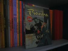 Franka, tome 1: les dents du dragon - Henk Kuijpers - BD Réédition 2007
