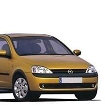 Opel Corsa C 2000-2003 vorne Stoßstange in Wunschfarbe lackiert, NEU!
