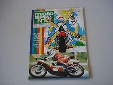 MOTOSPRINT 31/1978 PROVA TEST MOTO HONDA CX 500