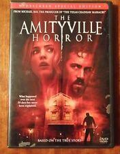 THE AMITYVILLE HORROR (DVD, 2005, Widescreen) GUARANTEED