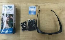 Fitovers Eyewear Element Matte Black Grey Medium EM001