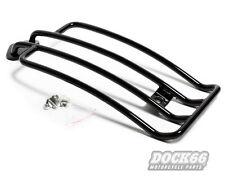 Gepäckträger schwarz für Harley-Davidson® Dyna Street Bob FXDB