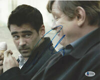 COLIN FARRELL HAND SIGNED AUTHENTIC 'IN BRUGES' 8X10 PHOTO BECKETT COA BAS