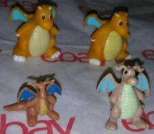Vintage Dragonite Virtual Trainer Thinkchip Nintendo Hasbro Mini Figure TOY Lot