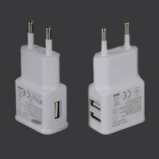 4 fach USB Port 220V Netzteil Ladekabel Mehrfach Ladeadapter