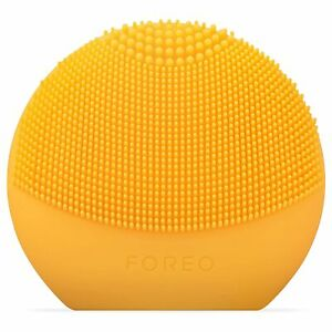 Foreo LUNA fofo Smart Face Cleanser, Sunflower Yellow