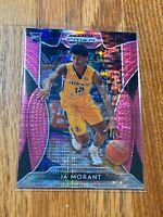 Ja Morant 2019-20 Prizm Draft RC Pink Pulsar #65 Murray/Memphis Grizzlies 🔥🔥