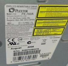 Plextor PX-760A 18x IDE Double-Layer 5.25-Inch Internal Black DVD±RW Drive