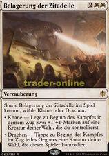 Belagerung der Zitadelle (Citadel Siege) Commander 2016 Magic