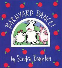 Barnyard Dance! (Boynton on Board) by Sandra Boynton