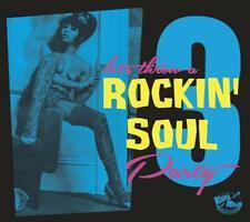 CD Rockin' Soul Party Vol.3  Digipack (K143)