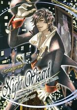 D. Gray-man YAOI Doujinshi Dojinshi Comic Cross x Tyki Komui Night Wizard Duo Br