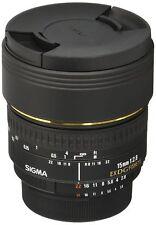 Nikon AF Auto & Manual Aspherical DSLR Camera Lenses