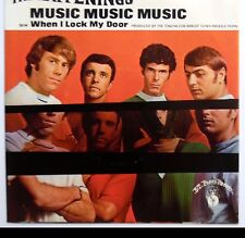 THE HAPPENINGS 45 Music Music Music / When I Lock My Door VOCAL GROUP Pop e0498