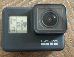 GoPro HERO7 Black Action Camera - Used Once WITH ACCESSORY