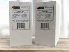 Institutional Commercial Liquid Coffee Concentrate - 2x64oz - Bag In Box (110+1)