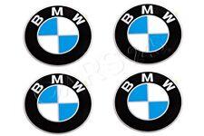 Genuine BMW E12 E3 E9 Wheel Center Hub Emblem Badges 4pcs 60mm OEM 36131181105