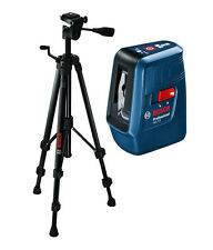 BOSCH GLL3X + BT150 Laser Level Tripod Units of measurement m / cm / mm