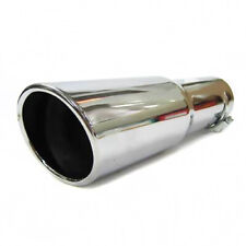 Exhaust Tip Trim Pipe Tail Muffler Sport For Ford Focus Mondeo Escort Transit