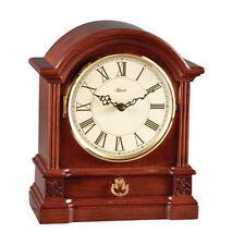 (New!) HOLLINS Quartz Mantel Clock Hermle Clocks 22915-NQ Chiming Chimes