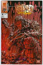 Comic - Helden #4 original signiert vom Zeichner Ralf Paul IPP mit Poster