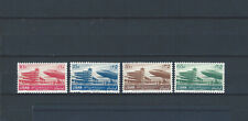Middle East Lebanon 1954 mnh airmail stamp set Scott C193-6
