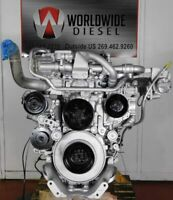 2010 Detroit DD13 Diesel Engine, 500HP, Approx. 479K Miles. All Complete