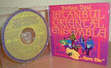 ISTANBUL ORIENTAL ENSEMBLE - Burhan Öcal -  Gypsy Rum  (2010) (Digi)