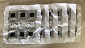 6 X Penhaligon's Small Square Handkerchief 24cm