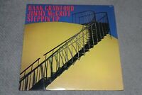 Hank Crawford~Jimmy McGriff~Steppin' Up~1987 Soul-Jazz~FAST SHIPPING!!