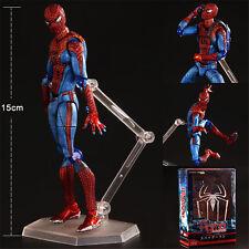 Marvel Avengers Figma Amazing Spider Man Action Figure Toy