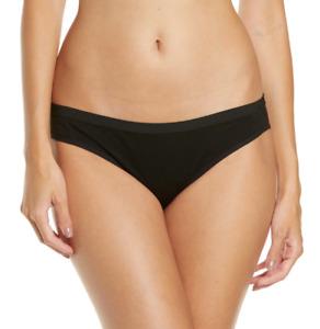 Icebreaker Black Siren Wool Blend Underwear Women's Size M  13602